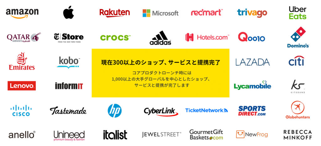 coincome提携企業
